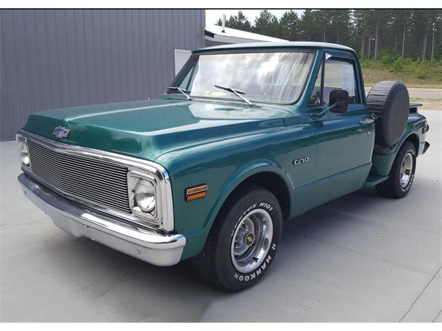 1970 Chevrolet C/K 10 | 889884