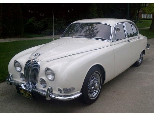 1967 Jaguar S-Type | 889885