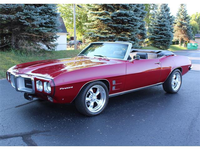 1969 Pontiac Firebird | 889887