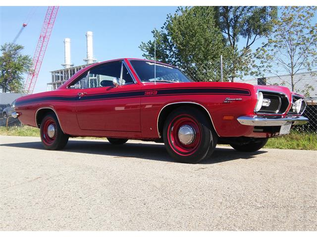 1969 Plymouth Barracuda Formula S Clone | 889896