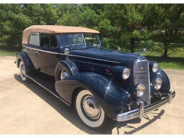 1936 Cadillac Series 80 | 889899