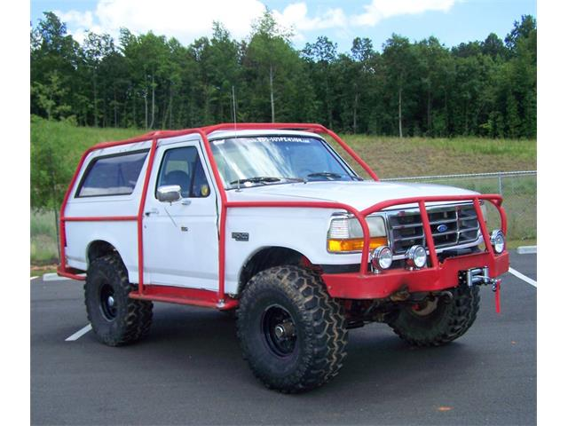 1996 Ford Bronco XL 4x4 | 880990