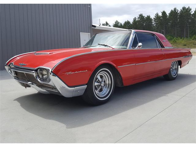 1962 Ford Thunderbird | 889907