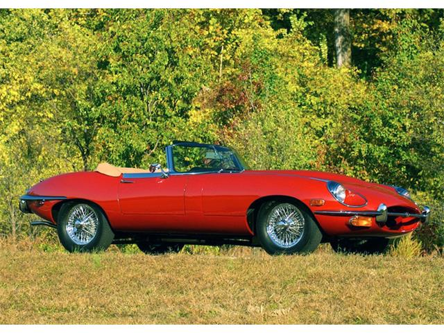 1969 Jaguar E-Type | 889908