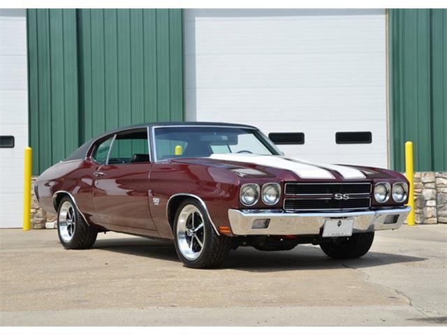 1970 Chevrolet Chevelle SS | 889909