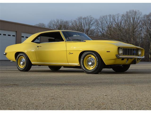 1969 Chevrolet Camaro COPO | 889912