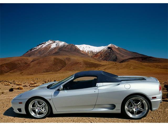 2002 Ferrari 360 F1 | 889918