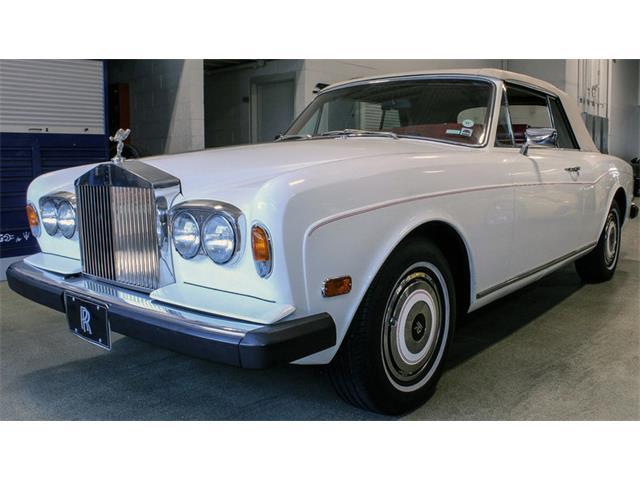1981 Rolls-Royce Corniche | 889920