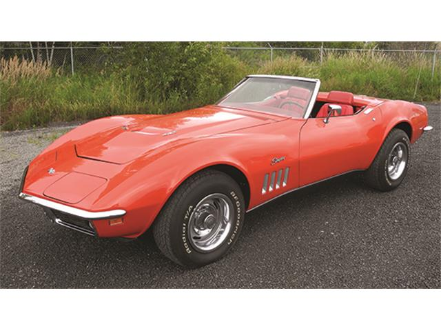 1969 Chevrolet Corvette 427/390 Convertible | 889952