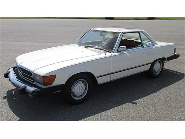 1974 Mercedes-Benz 450SL Convertible | 889955