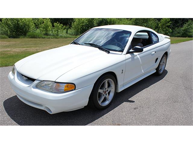 1995 Ford Mustang Cobra R Coupe | 889963