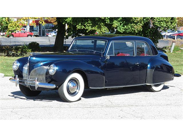 1940 Lincoln Continental | 889967