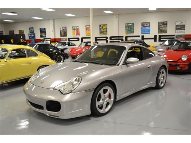 2003 Porsche 911 | 889973