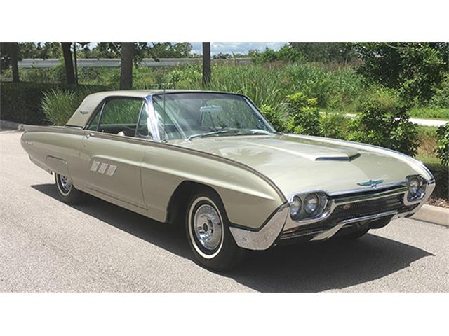 1963 Ford Thunderbird M-Code Hardtop | 889985
