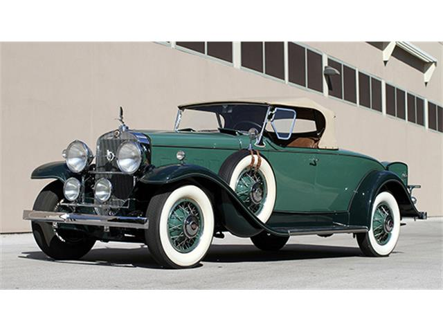 1931 Cadillac Eight Roadster by Fleetwood | 889986