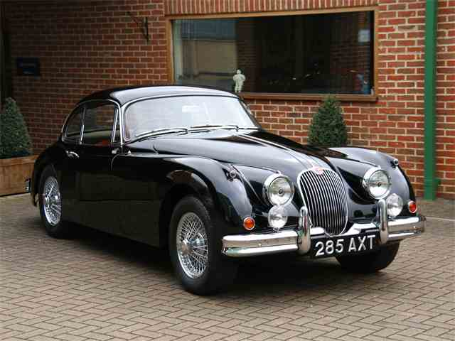 1960 Jaguar XK150 S RHD 3.8 Fixed Head Coupe | 889987