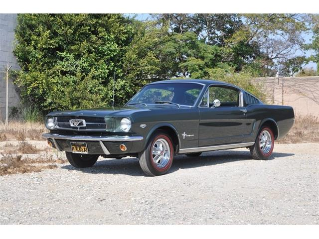 1965 Ford Mustang | 889991