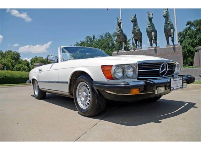 1981 Mercedes-Benz 380SL | 889997