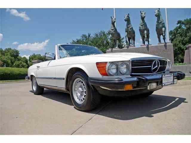 1981 Mercedes-Benz 380SL | 889997