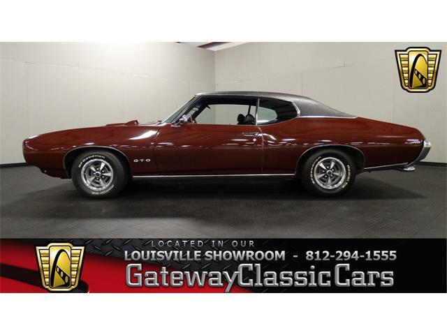 1969 Pontiac GTO | 891003