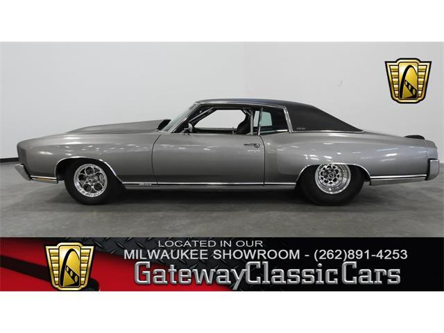 1970 Chevrolet Monte Carlo | 891004