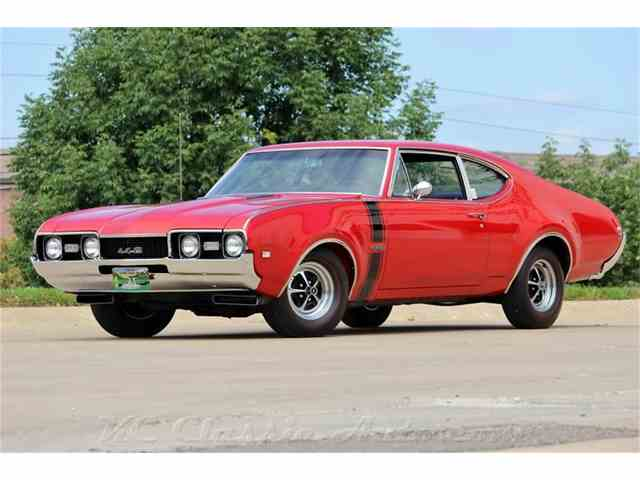 1968 Oldsmobile 442 W30 4spd EXCELLENT CAR | 891011