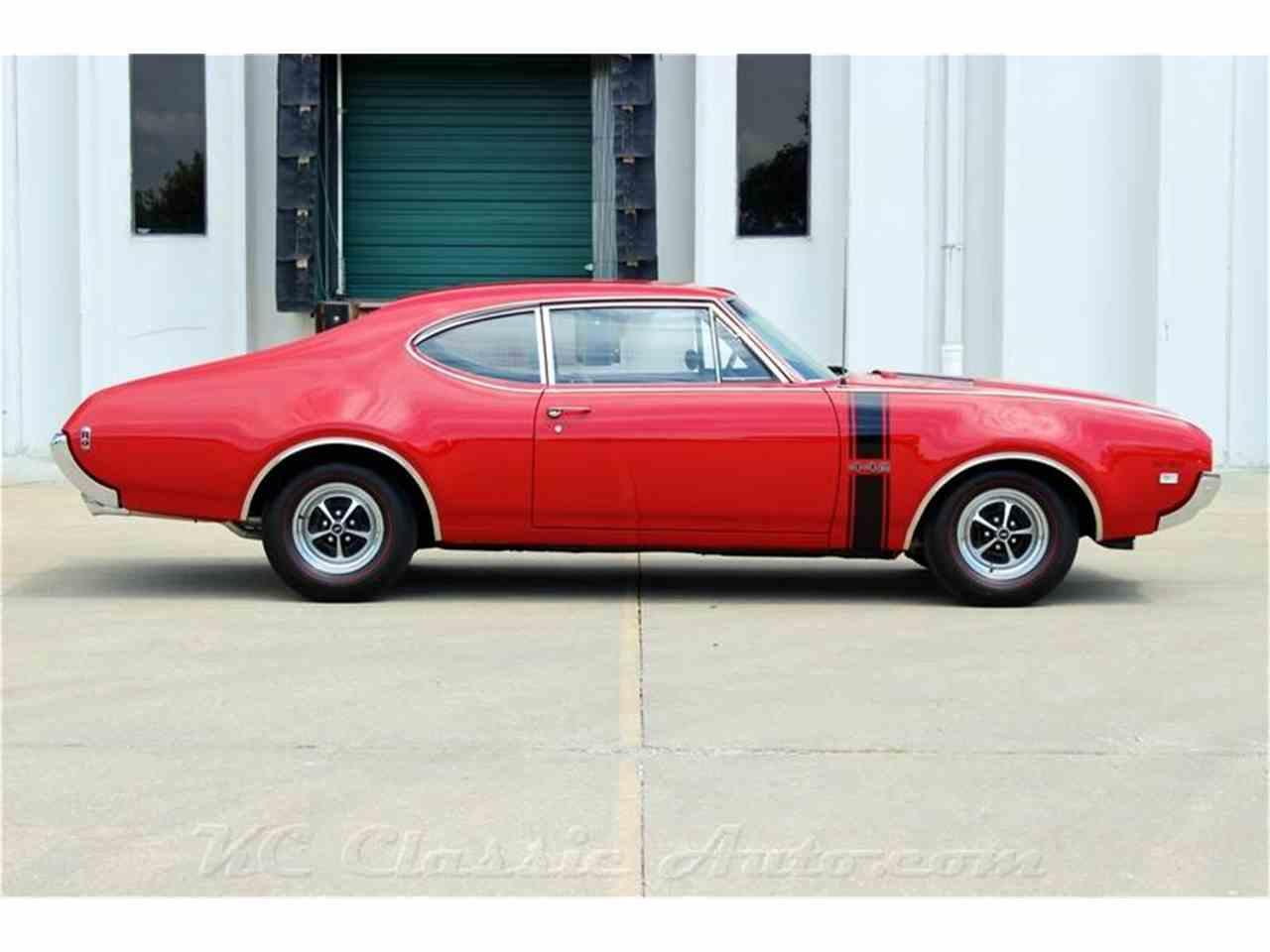 1968 Olds 442 W30 – Wonderful Image Gallery