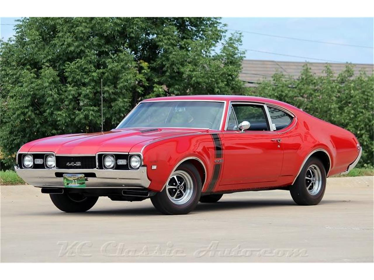 1968 oldsmobile 442 w30 4spd excellent car for sale cc 891011. Black Bedroom Furniture Sets. Home Design Ideas