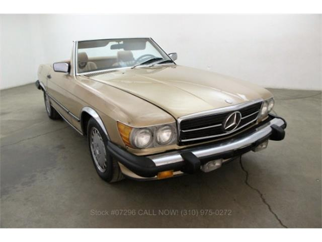 1987 Mercedes-Benz 560SL | 891016
