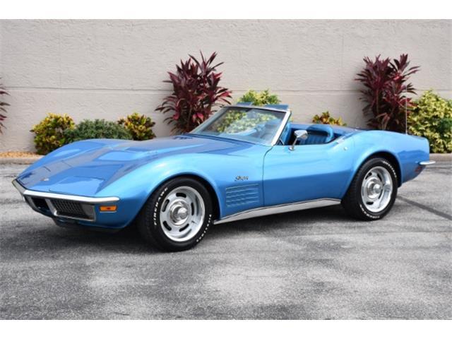 1970 Chevrolet Corvette | 891017