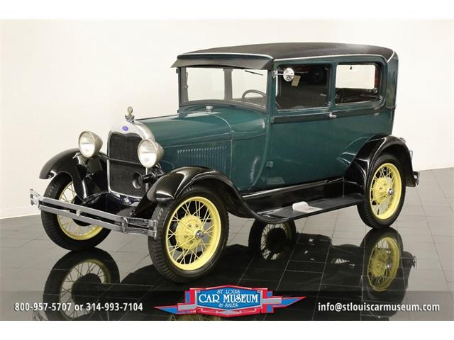 1928 Ford Model A Tudor Sedan | 891021