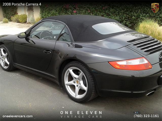 2008 Porsche Carrera 4 | 891022