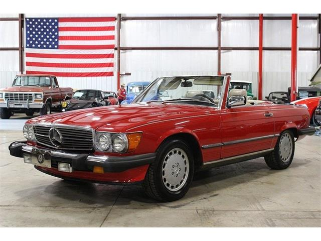 1988 Mercedes-Benz 560SL | 891023