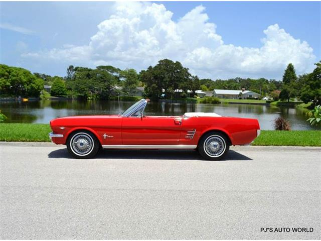 1966 Ford Mustang | 891024