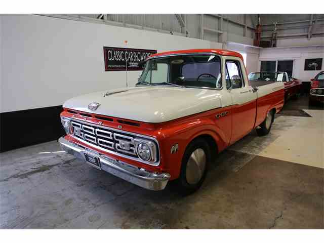 1966 Ford F100 | 891025
