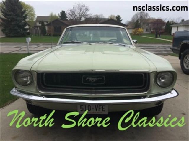 1968 Ford Mustang | 891028