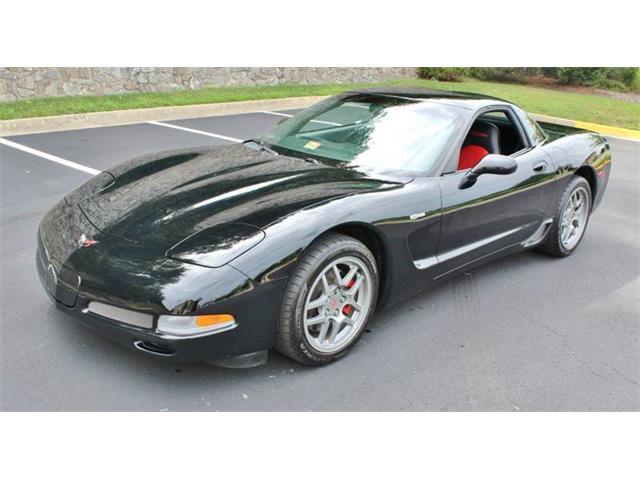 2002 Chevrolet Corvette | 891029