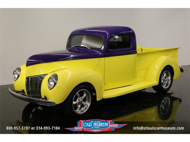 1940 Ford Pickup Streetrod | 890103