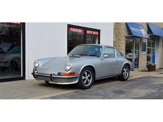 1972 Porsche 911 S  RESTORED,ONE OWNER | 891042