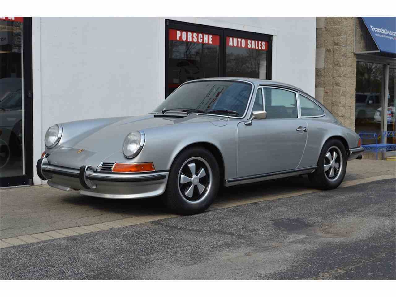 Large Picture of '72 911 S Coupe ONE OWNER - J3J6