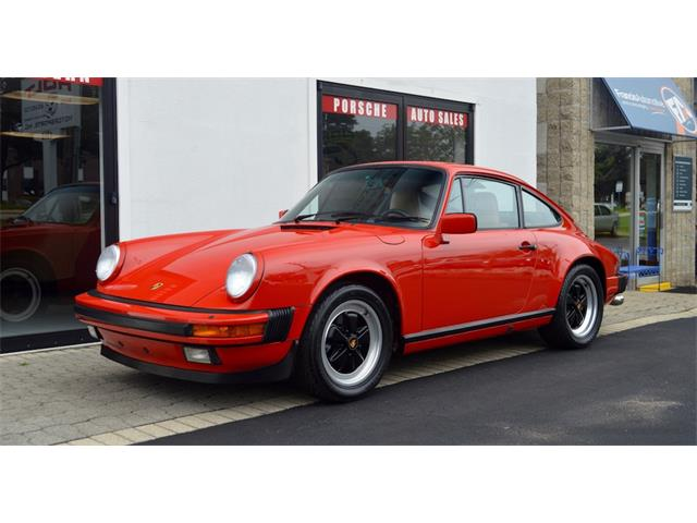 1988 Porsche Carrera  3.2 Coupe | 891044