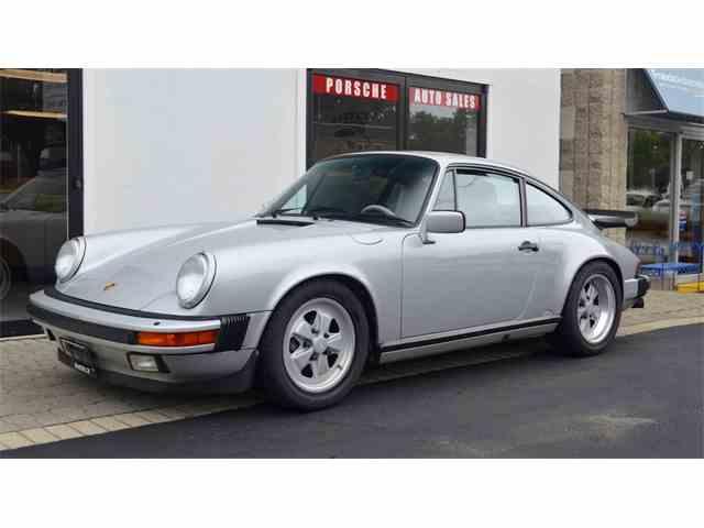 1989 Porsche Carrera 3.2 25th Anniversary Co | 891045