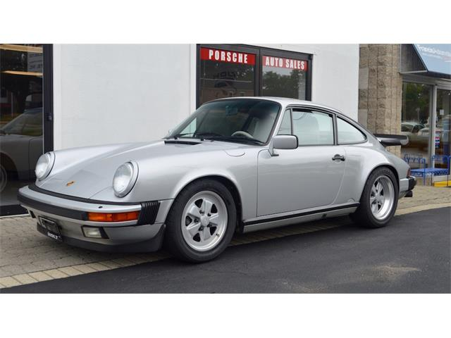 1989 Porsche Carrera 3.2 25th Anniversary Co | 891045