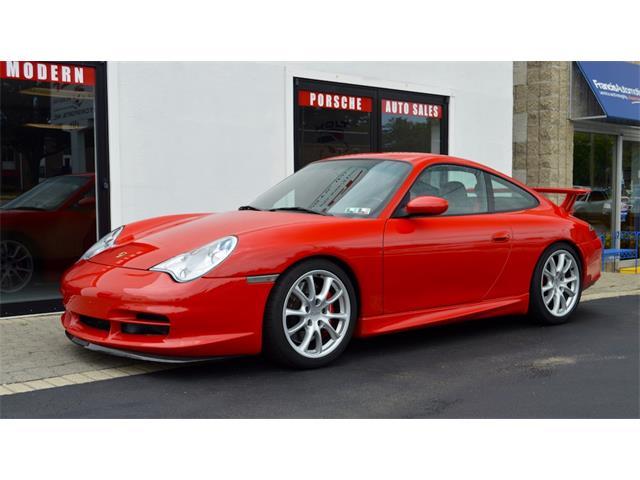 2004 Porsche (996) GT3 | 891047