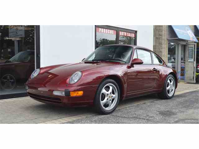 1997 Porsche Carrera C2 Concours   891048