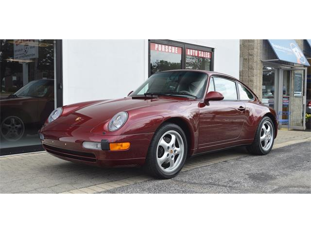 1997 Porsche 993 | 891048