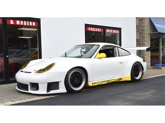 2001 porsche (996) GT3 RS  Factory GT Car | 891049