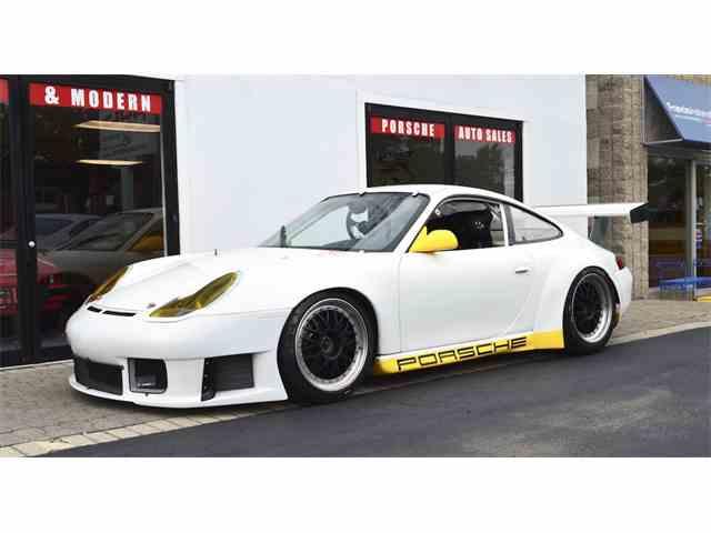 2001 porsche (996) GT3 RS Porsche factory   891049