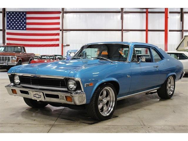 1971 Chevrolet Nova | 890105