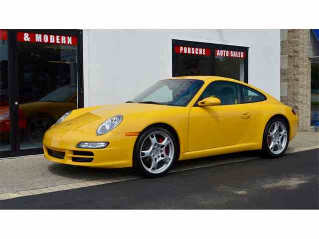 2008 Porsche (997) Carrera S Coupe, One Owner | 891051